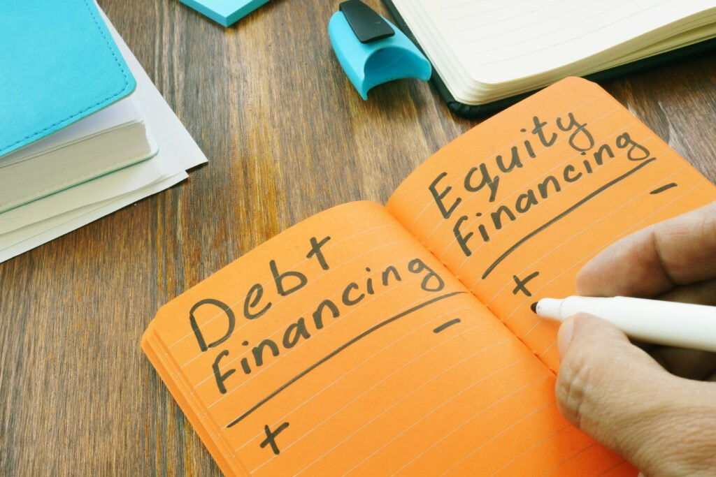 best financing option for a business