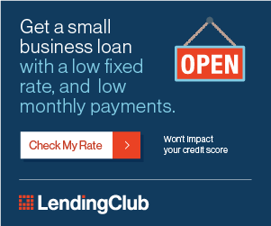 quick small business loans lending club