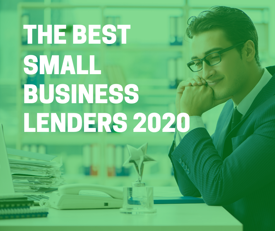best small business lenders 2020
