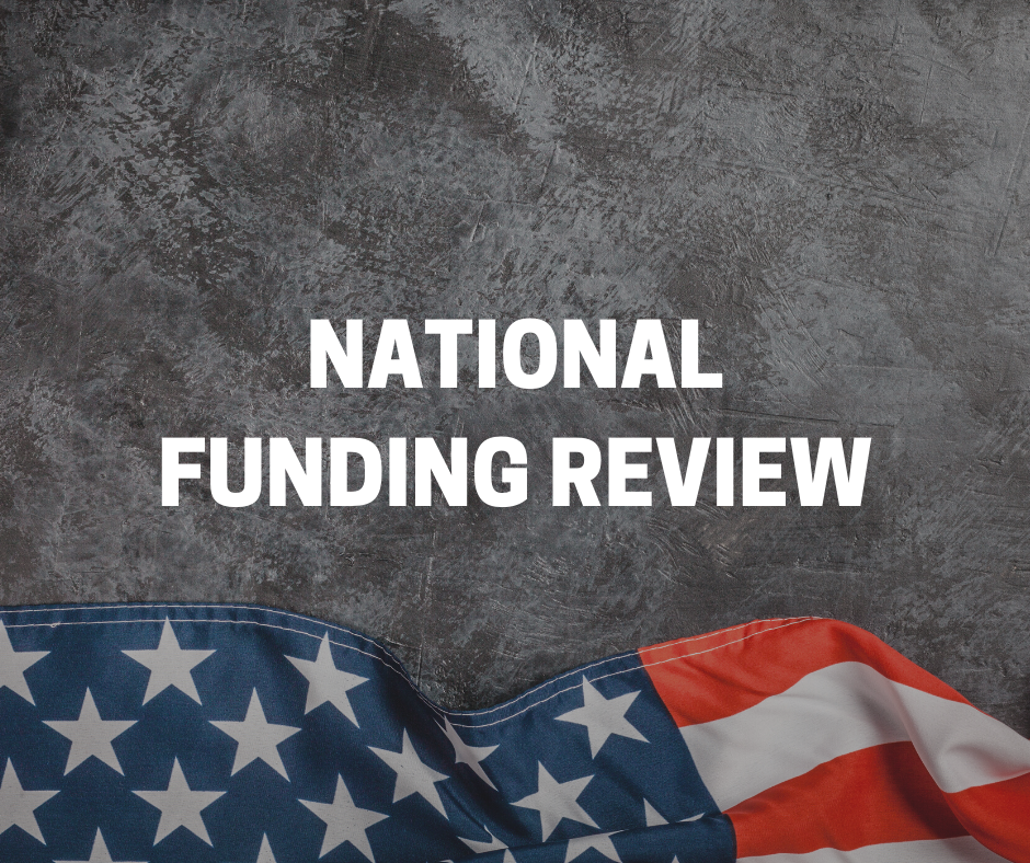 national funding review