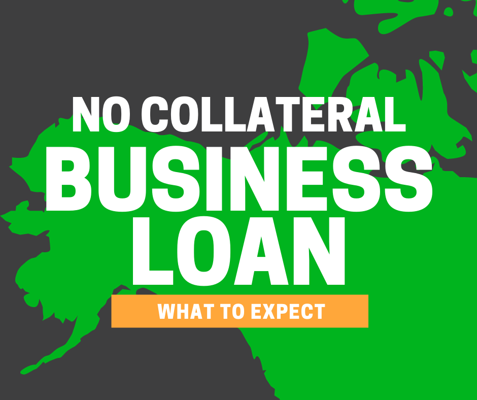 no collateral business loan