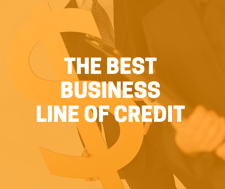 the best business line of credit