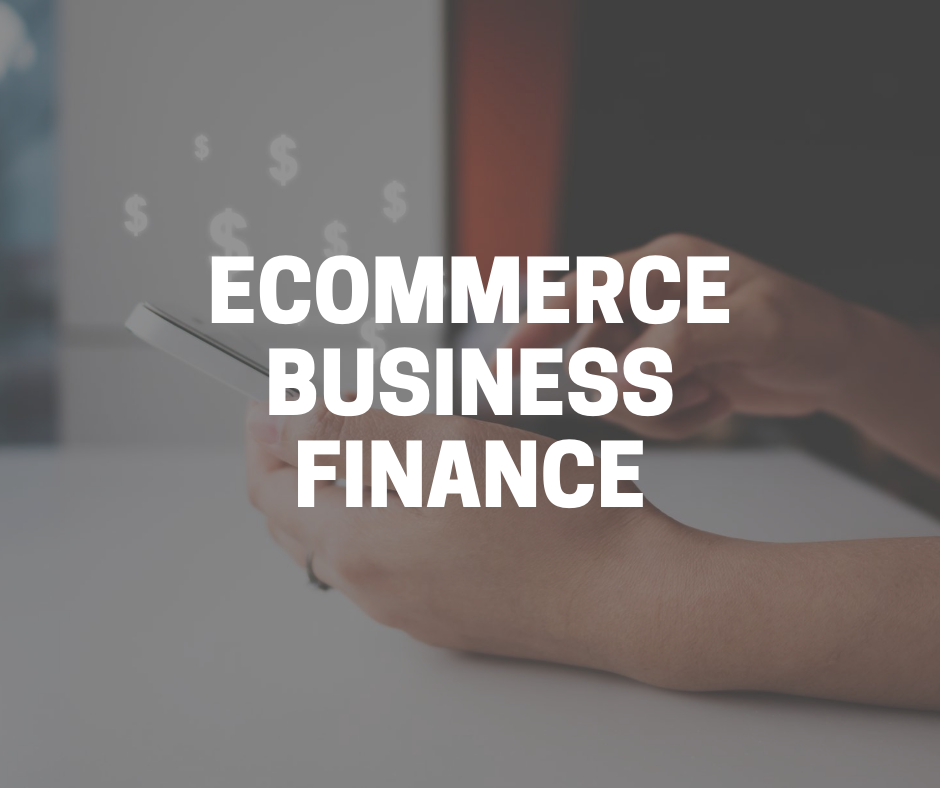 eCommerce business finance