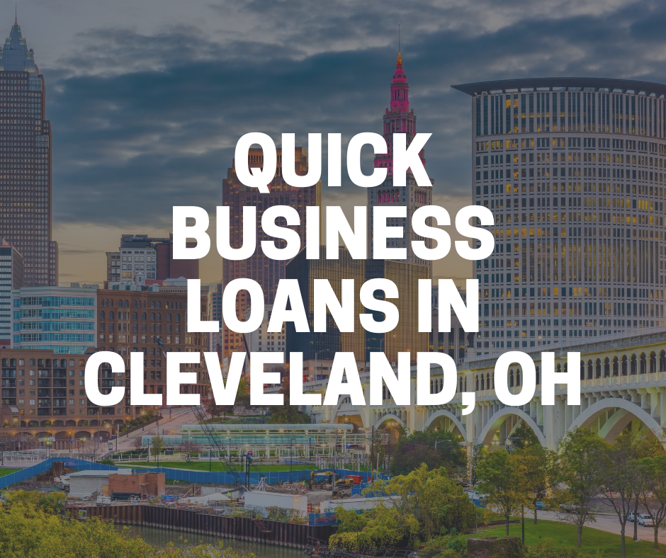 quick business loans cleveland