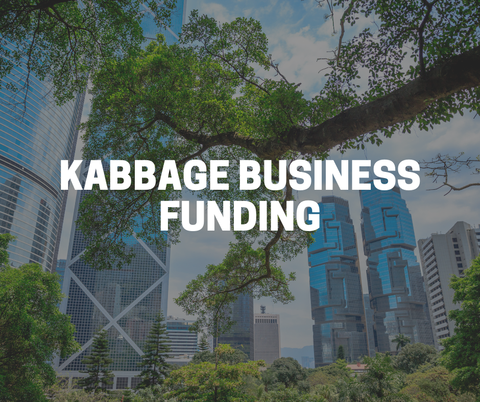 Kabbage business funding